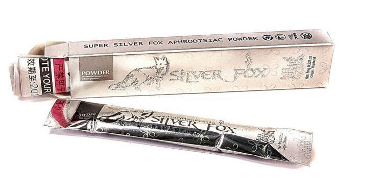 Афродизиаки Silver Fox(Серебряная лиса)-возбудитель для женщин — отзывы