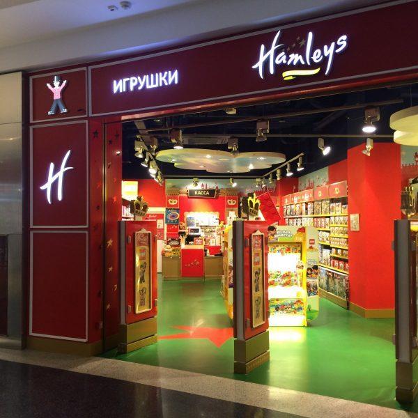 Hamleys, Москва — отзывы