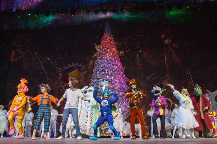 Новогоднее представление в Крокус Сити Холл — Фиксики. , Москва — отзывы
