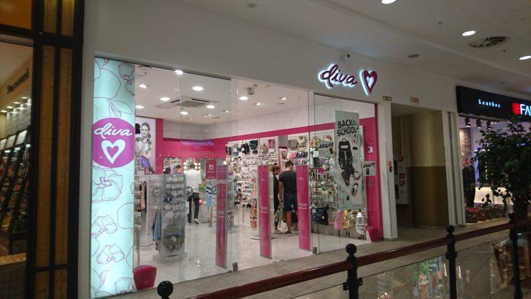 Diva — магазин бижутерии, Сеть магазинов — отзывы