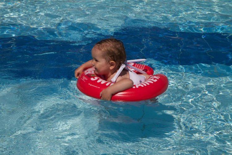 Круг для плавания Swimtrainer — отзывы