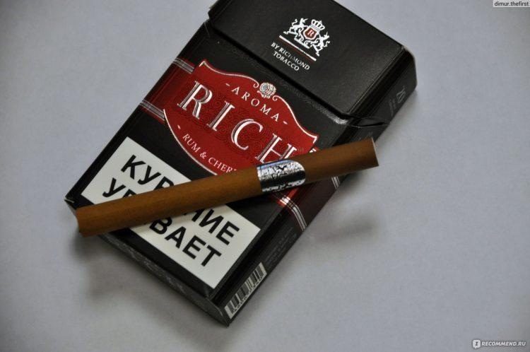 Сигареты Aroma rich — отзывы