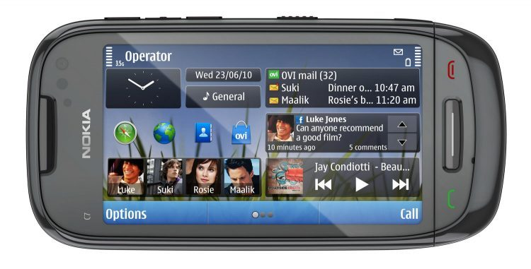 Nokia C7-00 — отзывы