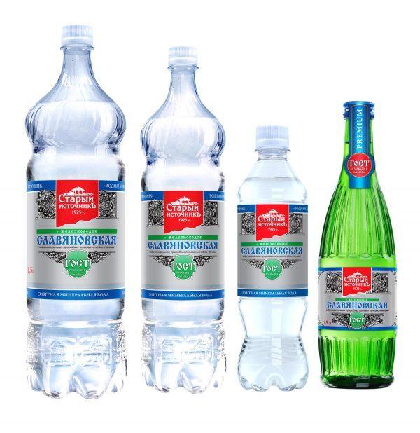 Минеральная вода «Славяновская» — отзывы