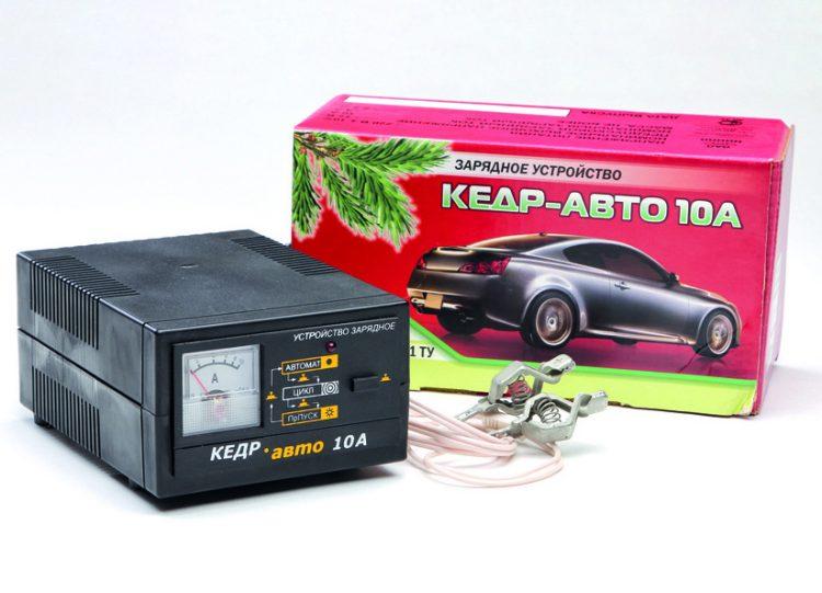Устройство зарядное Кедр-авто 10А — отзывы