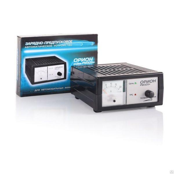 Зарядно-предпусковое устройство Орион PW 325 — отзывы