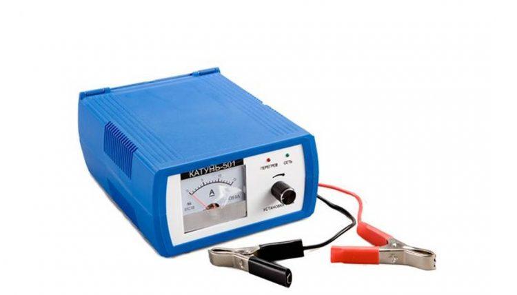 Автоматическое зарядное-предпусковое устройство «Катунь-501» — отзывы