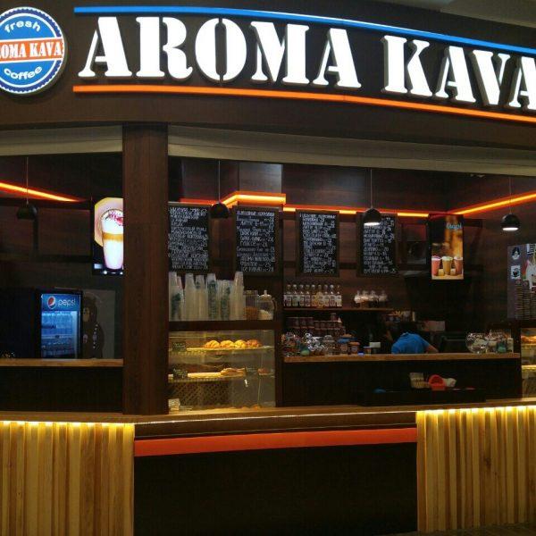 Кофейня «Aroma Kava» — отзывы