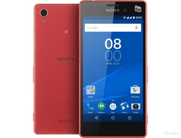 Мобильный телефон Sony Xperia M4 Aqua Dual — отзывы