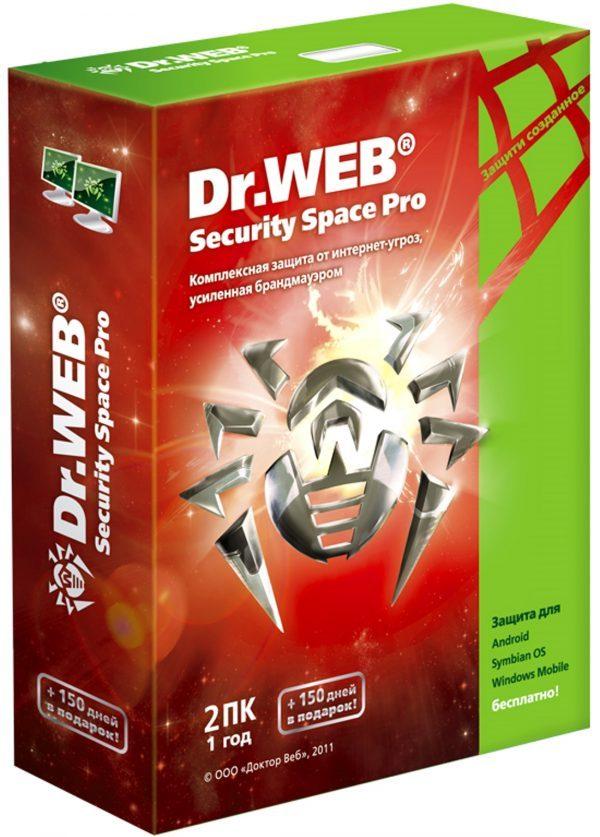 Dr.Web Security Space Pro — отзывы