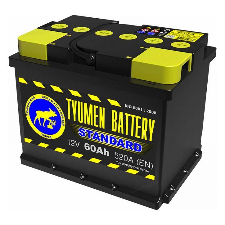 Аккумулятор Tyumen — отзывы