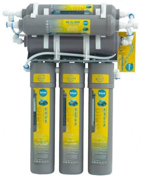 Фильтр для воды Blue Filters — отзывы