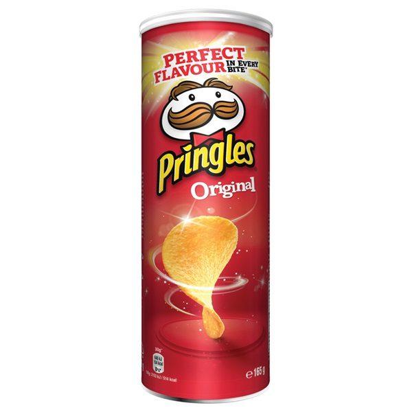 Чипсы картофельные Pringles — отзывы