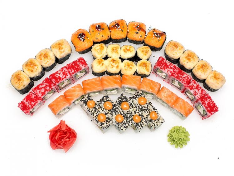 Доставка суши, роллов, пиццы «Яства.ру» — отзывы