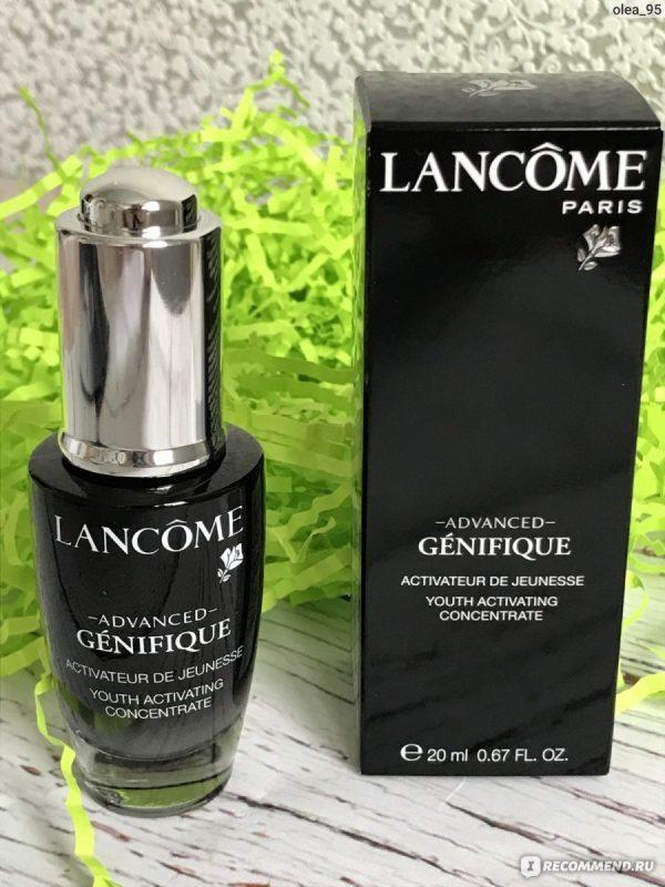 Сыворотка для лица Lancome Genifique — отзывы