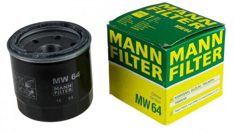 Масляный фильтр Mann — отзывы