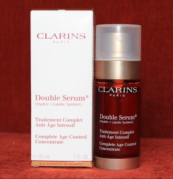 Сыворотка для лица Clarins Double Serum — отзывы