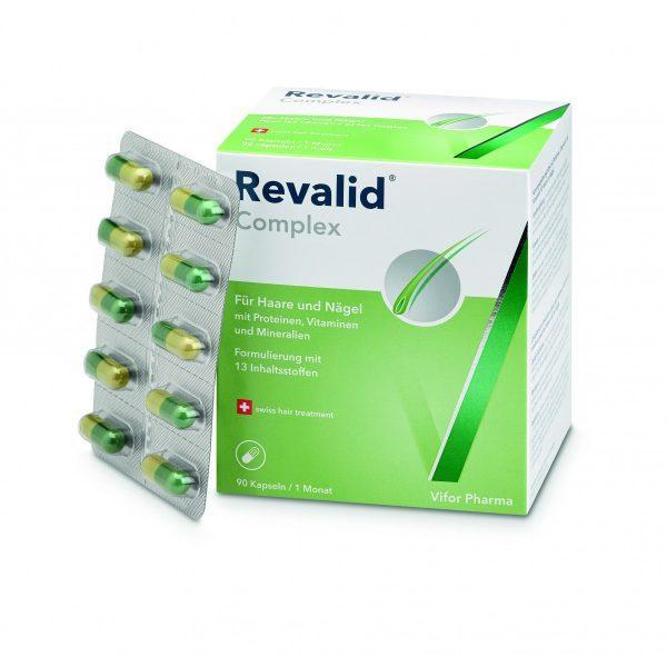 Витамины РЕВАЛИД — отзывы