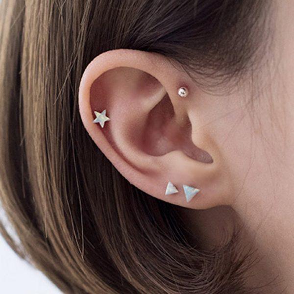 Хеликс (Helix) Пирсинг ушного хряща — отзывы