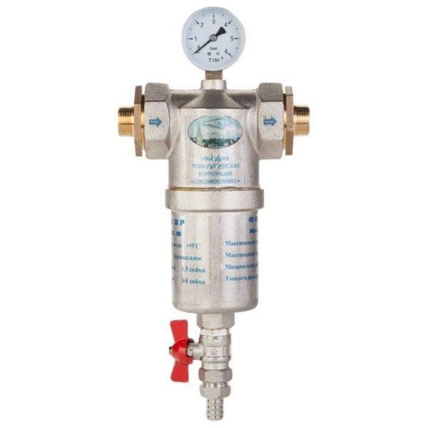 Фильтр для воды Союзинтеллект ФС-3 — отзывы