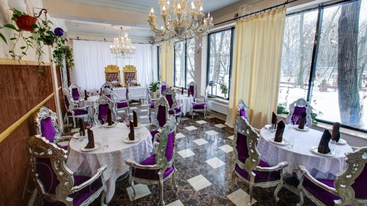 Ресторан «Царские сады» — отзывы