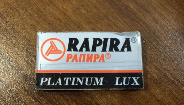 Лезвия для Т-образного станка Rapira «Рапира» — отзывы