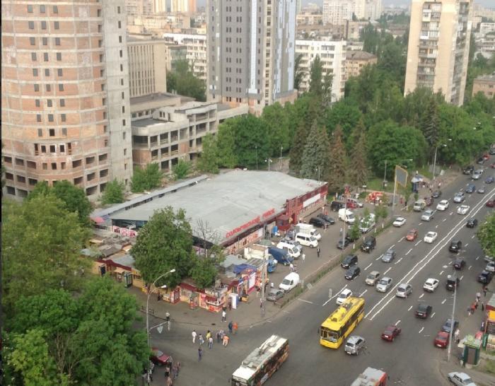 Соломенский рынок (Украина, Киев) — отзывы