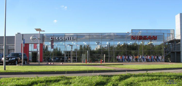 Автосалон «СТК Центр» (Россия, Санкт-Петербург) — отзывы
