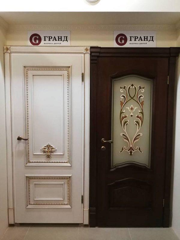 Двери межкомнатные «Гранд» — отзывы