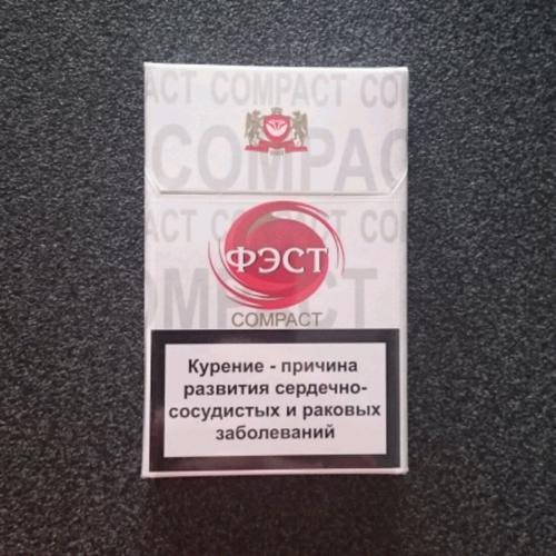 Сигареты ФЭСТ — отзывы