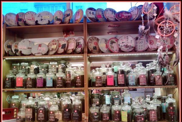 Магазин Hangetsu Tea (Россия, Санкт-Петербург) — отзывы
