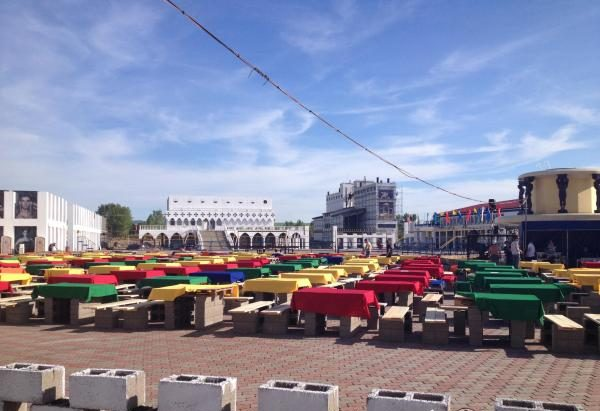 Город развлечений «Сибирская Венеция» (Россия, Красноярск) — отзывы