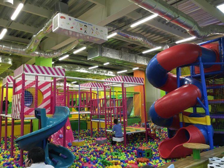 Детский развлекательный центр «Дитяча планета» (Украина, Винница) — отзывы