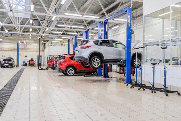 Автосалон Автопоинт Mazda (Россия, Санкт-Петербург) — отзывы