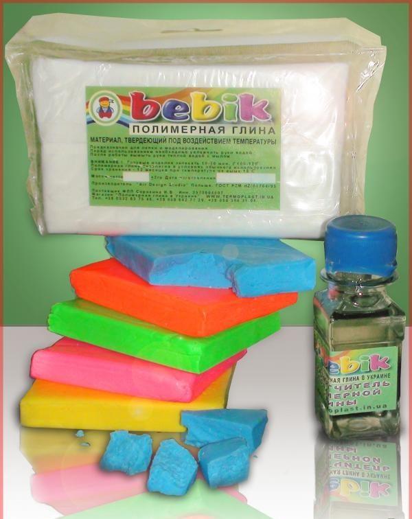 Полимерная глина Bebik — отзывы