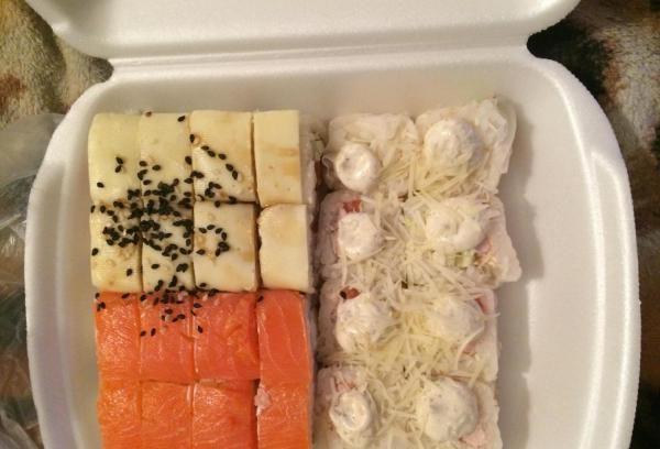 Доставка суши и пиццы «Дискаунтсуши.рф» (Россия, Ярославль) — отзывы