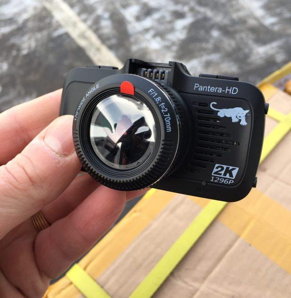 Видеорегистратор Pantera-HD Ambarella A7 GPS — отзывы