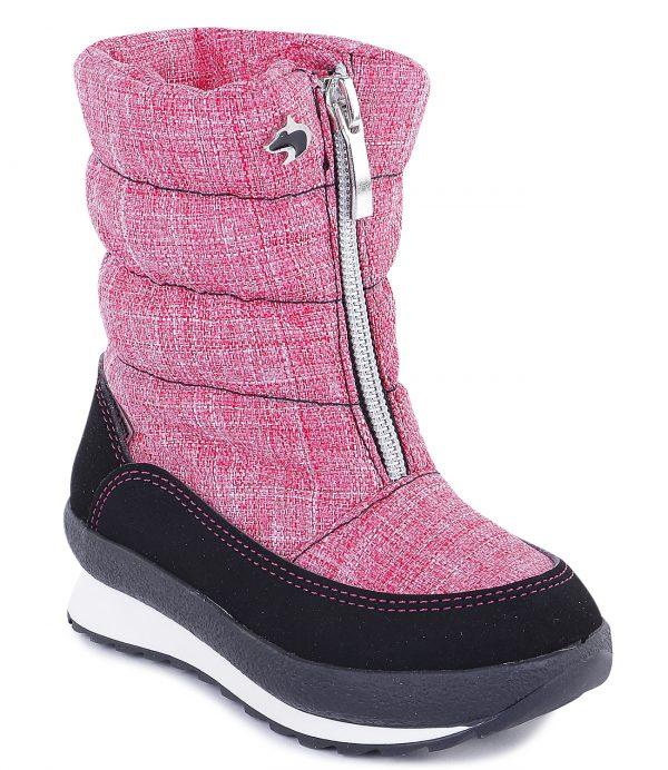 Детская мембранная обувь Alaska Originale — отзывы