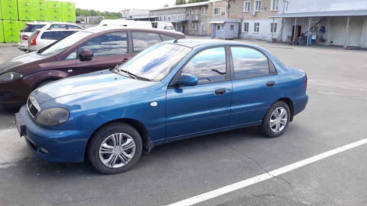 Автомобиль ЗАЗ Lanos T150 седан — отзывы