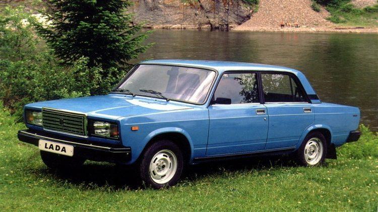 Автомобиль ВАЗ 2107 Лада седан — отзывы
