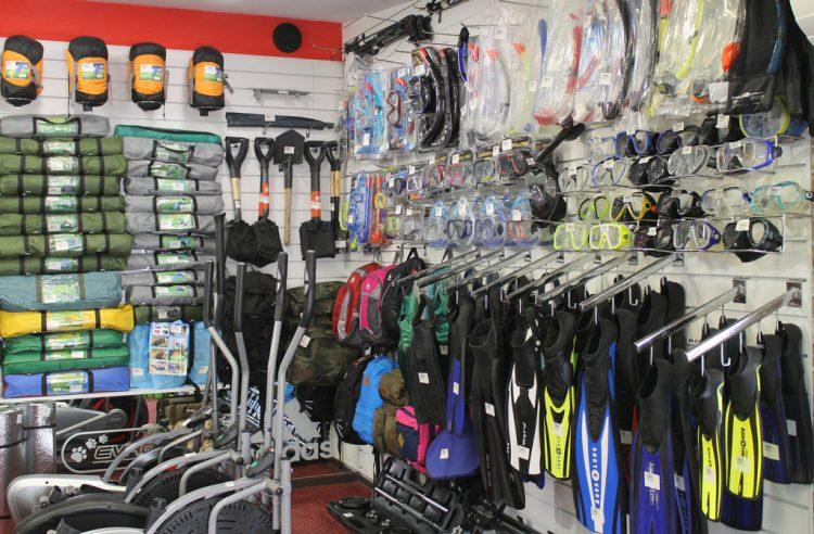 Магазин спортивных товаров «АвелонСпорт» — отзывы