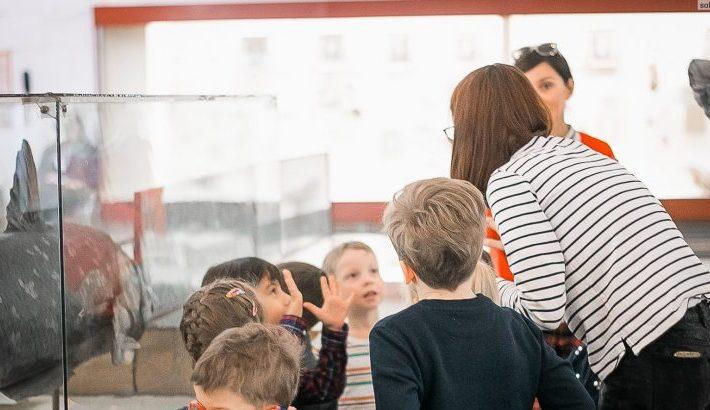 Экскурсии для детей School trip — отзывы