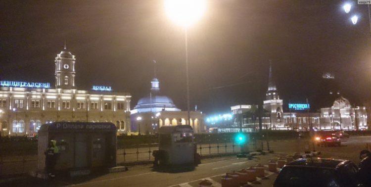 Казанский железнодорожный вокзал — отзывы