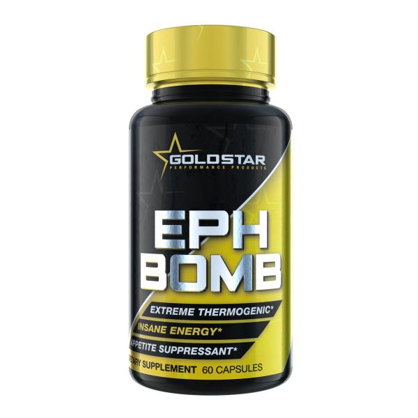 Жиросжигатель GOLDSTAR EPH BOMB — отзывы