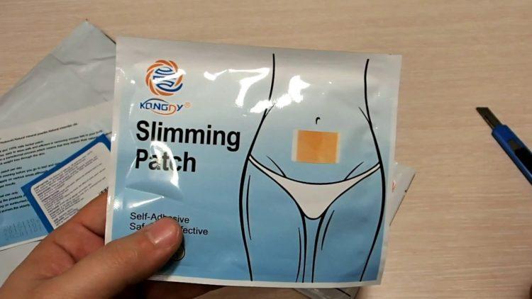 Пластырь для похудения Aliexpress — отзывы