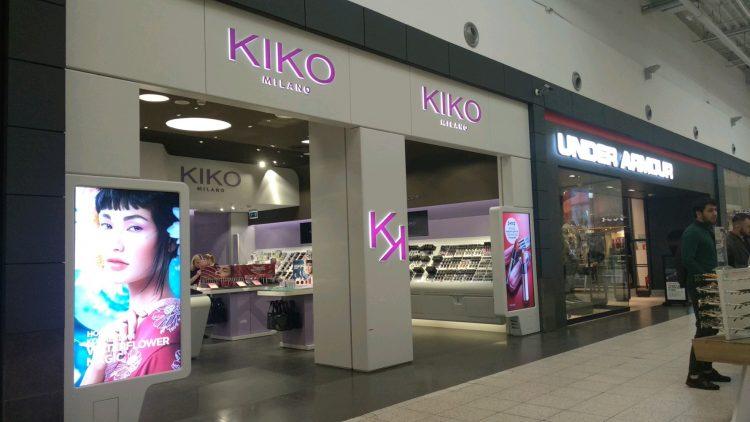 Сеть магазинов «Kiko milano» (Россия, Москва) — отзывы
