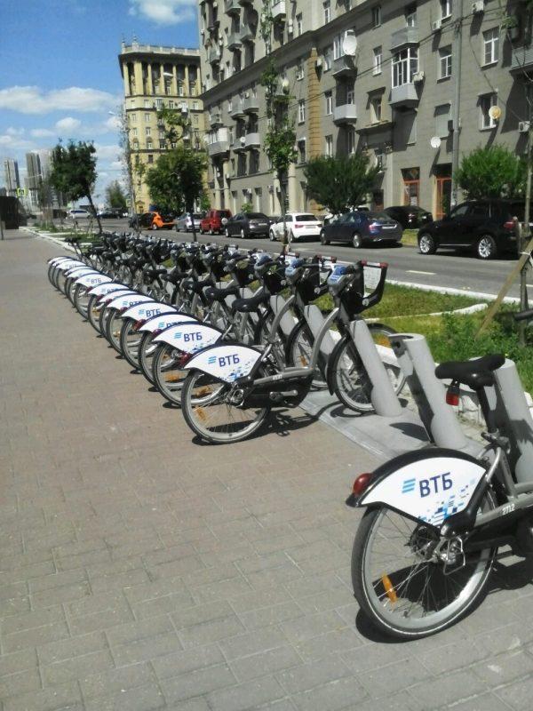 Сеть велопроката «Велобайк» — отзывы