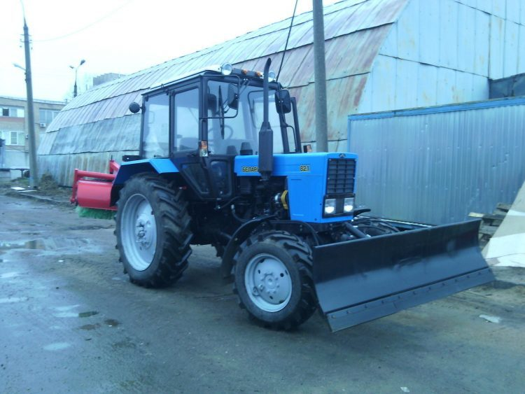 Трактор МТЗ 82.1 — отзывы