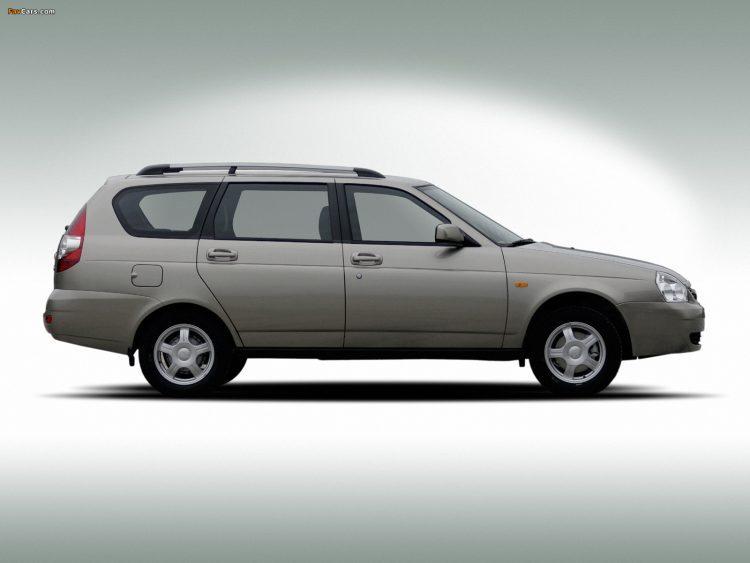 Автомобиль ВАЗ 2171 Лада Приора универсал — отзывы