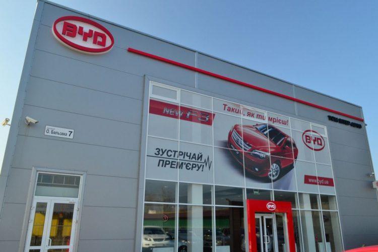 Автосалон Inter Auto (Украина, Днепропетровск) — отзывы
